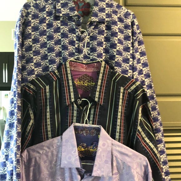 Robert Graham Other - 🔥Bundle deal! Robert Graham 3 shirt set